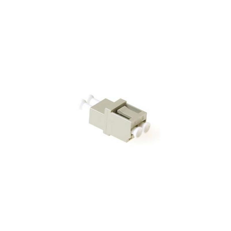 Cable de Fibra Óptica Adaptador de fibra LC duplex multimodo