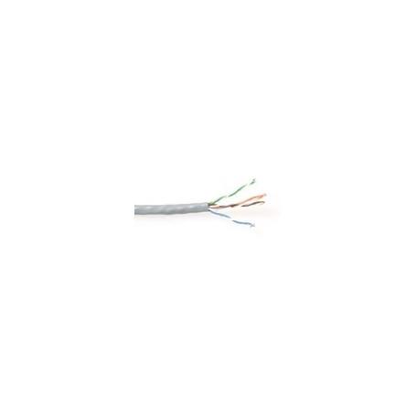 Cable De Red Ethernet CAT5E U/UTP Sólido PVC Azul 305 Metros 77,06€