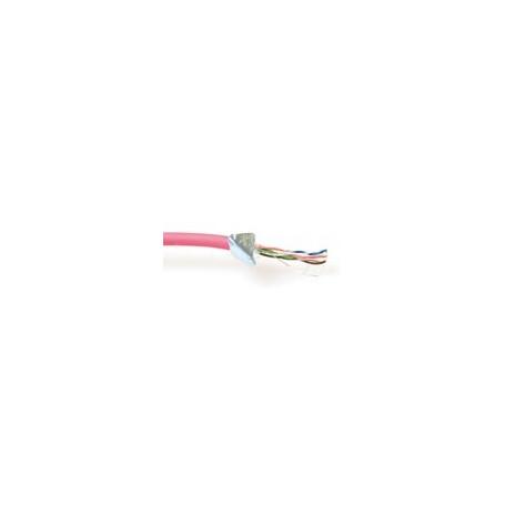 Cable De Red Ethernet CAT5E F/UTP LSZH flexible azul 100 Metros 37,91€