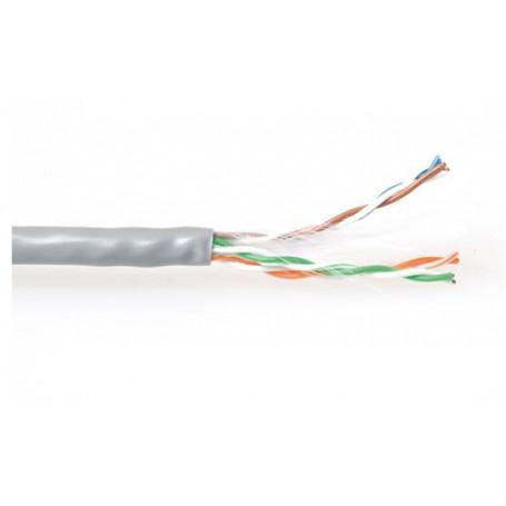 Cable De Red Ethernet CAT6 U/UTP PVC sólido con separador de pares en 305 Metros 104,25€