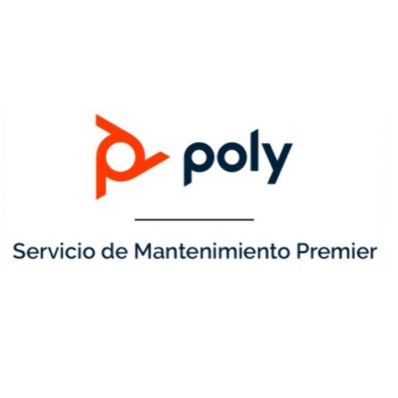 Servicio de Mantenimiento Premier 1 año Poly Eagleeye Cube