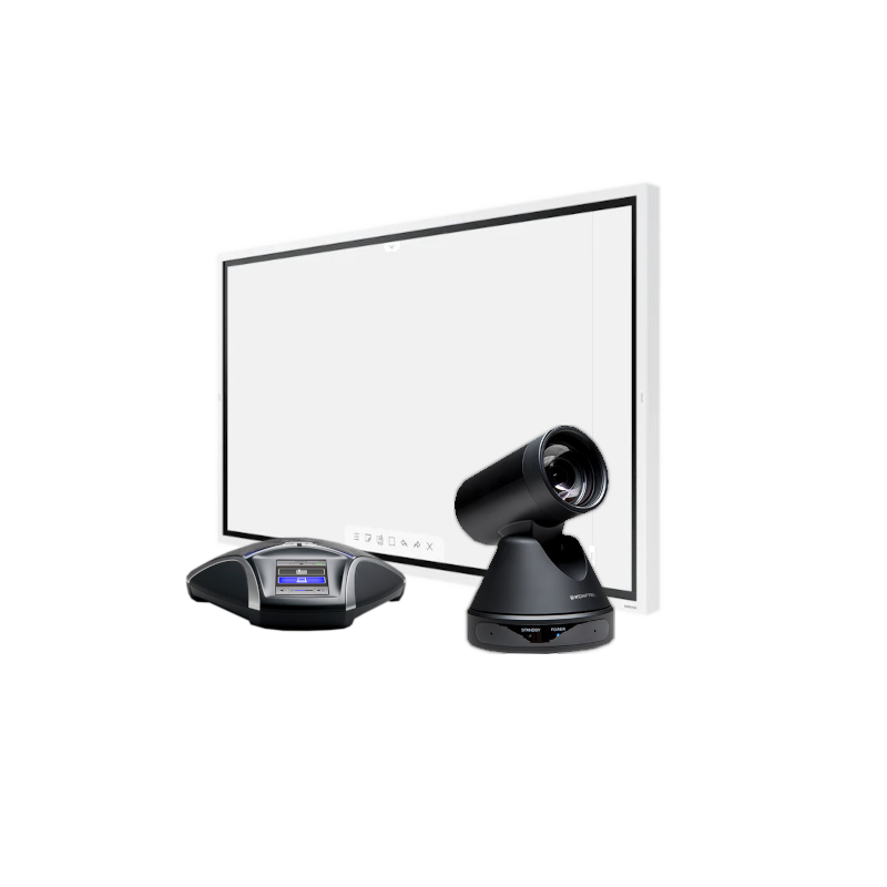 "Kit Videoconferencia con Pantalla Interactiva Samsung Flip 65"" para Salas Medianas 2.804,24€ product_reduction_percent"