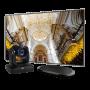 """Kit de Videoconferencia con Pantalla Samsung 98"""" QM98N para Salas Grandes de Videoconferencia 7.413,19€ product_reduction_pe..."""