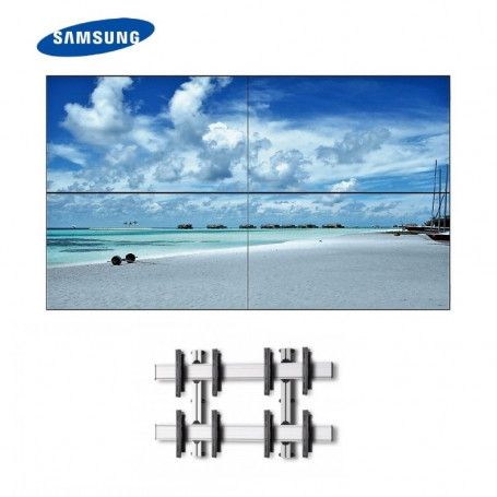 "Video Wall 2x2 Samsung 46"" con Soporte de Pared 4.367,00€ product_reduction_percent"
