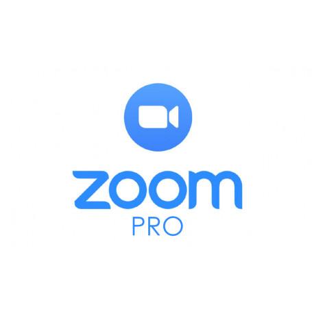 Licencia Zoom Pro 115,62€