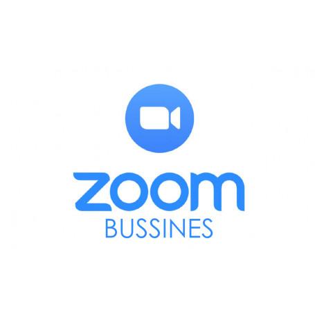 Licencia Zoom Bussines 156,94€
