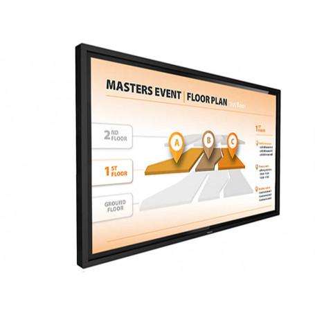 "Pantalla Interactiva Philips 32BDL3651T/00 pantalla de señalización Pizarra de caballete digital 81,3 cm (32"") VA Full HD Pan..."
