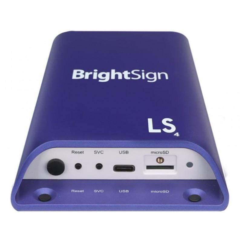 Reproductor de Cartelería Digital BrightSign LS424