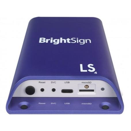 Reproductor de Cartelería Digital BrightSign LS424 253,75€