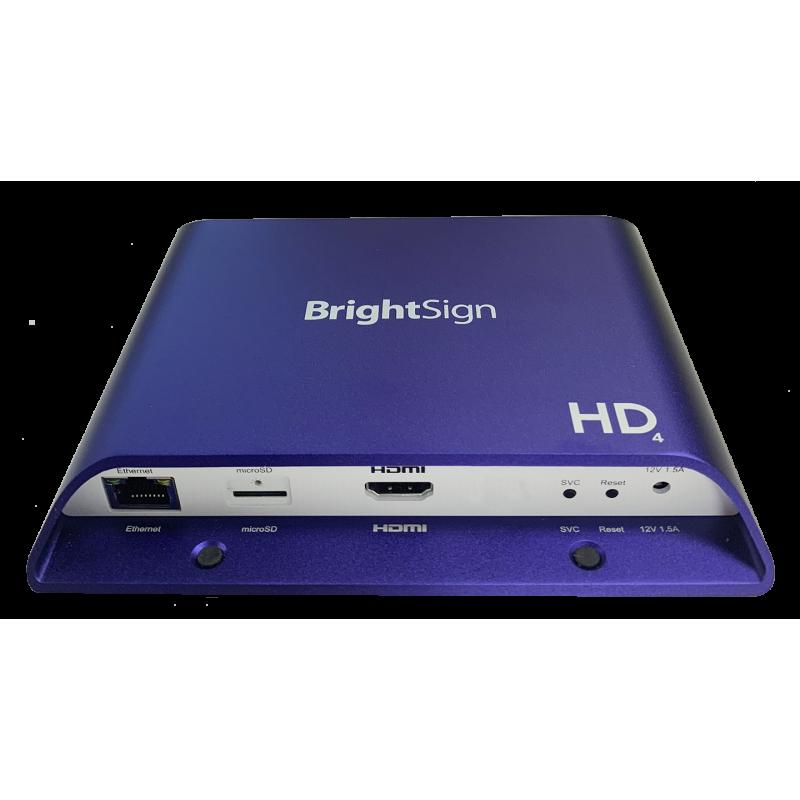 Reproductor de Cartelería Digital BrightSign HD224