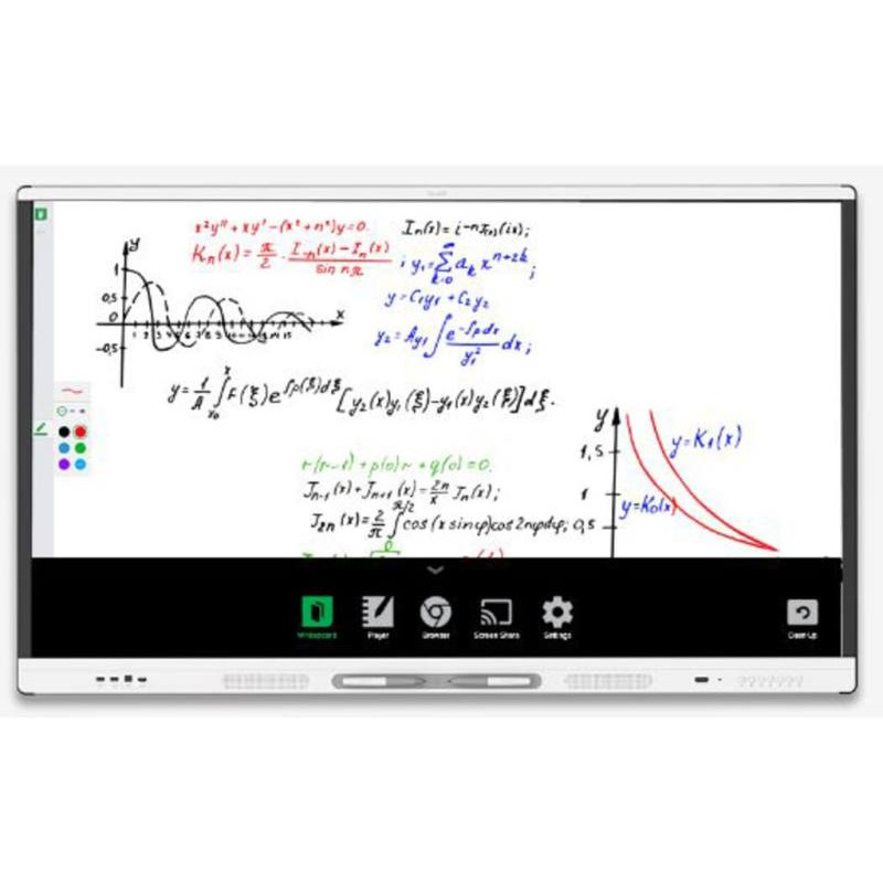 Pizarra Táctil Interactiva de 65'' Smart Board MX265 para Educación 1.470,00 € product_reduction_percent