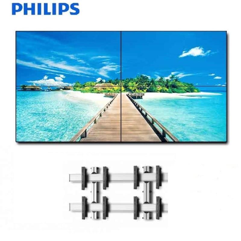 "Video Wall 2x2 Philips 55"" con Soporte de pared 5.830,00€ product_reduction_percent"