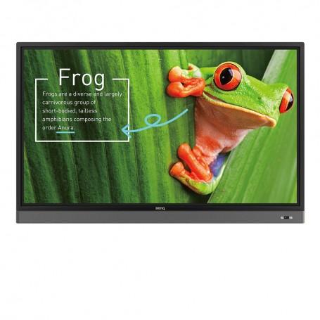 """Pizarra Táctil Interactiva de 65"""" BenQ RP6501K para Educación 1.910,37€ -10%"""