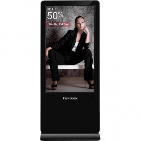 "Totem táctil interactivo de 55"" ViewSonic EP5540T 2.375,00€"